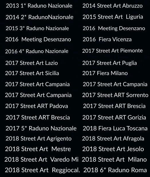 Street Art Maestri Dell Arte Decorativa